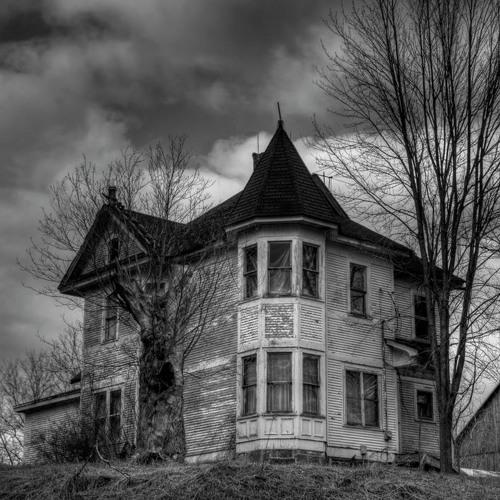 1210 nahkaorava The House On The Hill