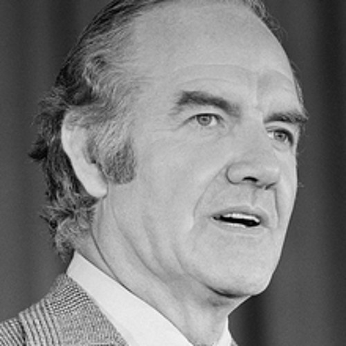 George McGovern on Hunter S. Thompson