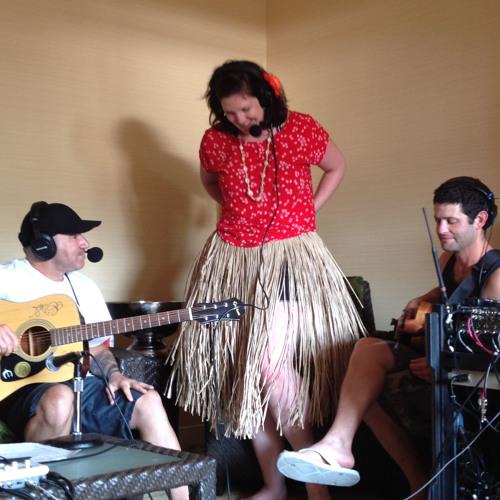 Crashing the Sarah & Vinnie Show on the Big Island, HI