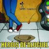 Heróis de Aluguel - Cafezinho e Coca-Cola
