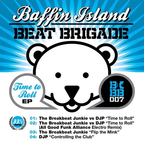 """The Breakbeat Junkie vs DJP """"Time To Roll"""""""