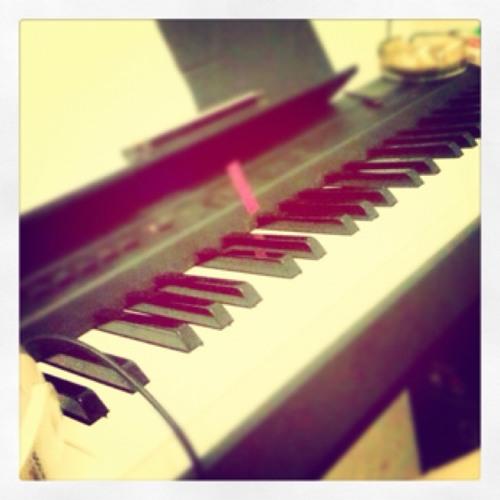rahasia-payung teduh (piano cover)