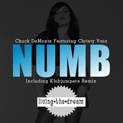 Chuck DeMonte - Numb Feat. Christy Vaia (Original Preview) OUT SOON Exclusively on Beatport!