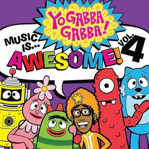 Atomic Frogs - George Clinton ft Madame Mims (Yo Gabba Gabba!)