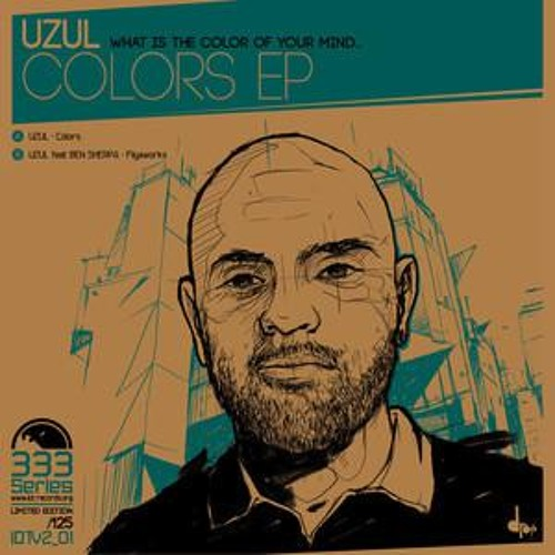 Uzul - Colors - COLORS EP (333 series/I.O.T Records/FR)