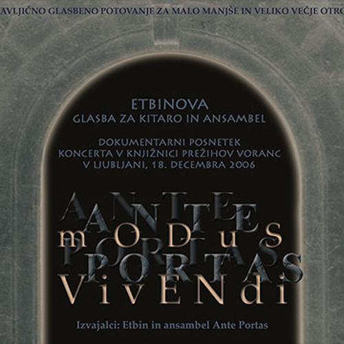 Etbin & Ante portas - Allegro assai (Dust To Shake) (live excerpt)