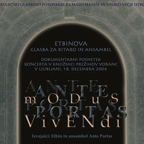 Etbin & Ante portas - Arabeska (live excerpt)