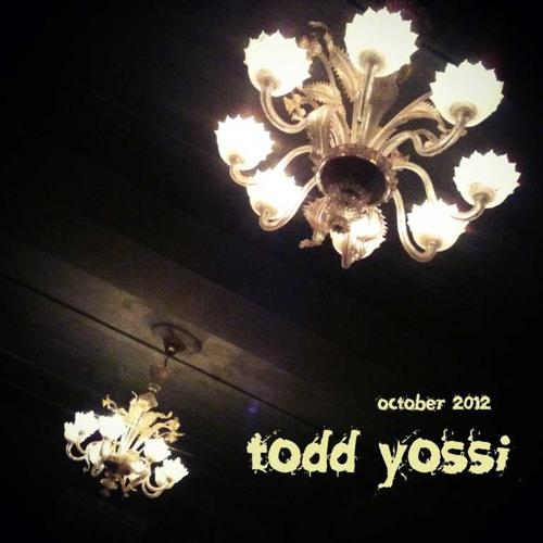 Todd Yossi - October 2012