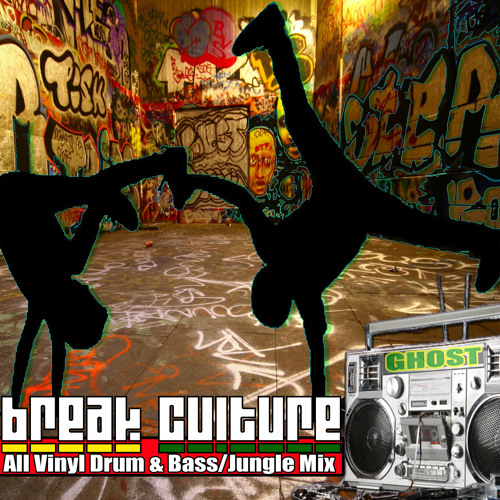 Breakulture    ALL VINYL promo mix