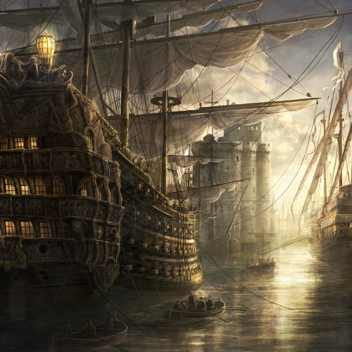 The Galleon- the adventure begins