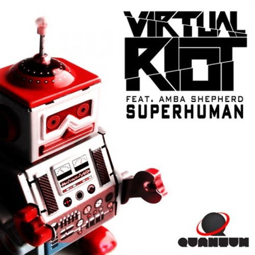 Virtual Riot ft Amba Shepherd - Superhuman (MIDIVIL Remix)