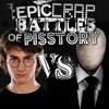 Harry Potter VS Slenderman Ft. Chuck Testa - Epic Crap Battles of Pisstory
