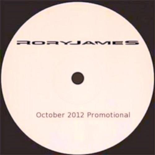 RoryJames - October 2012 Promotional
