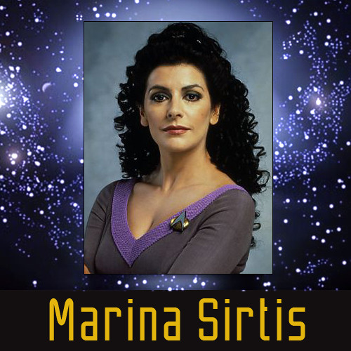 Marina Sirtis (Star Trek: The Next Generation)