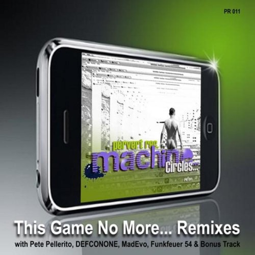 Out now ► Machine - This Game No More (Funkfeuer 54 RMX)