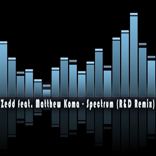 Zedd Ft. Matthew Koma - Spectrum (R&D Remix) FREE DOWNLOAD