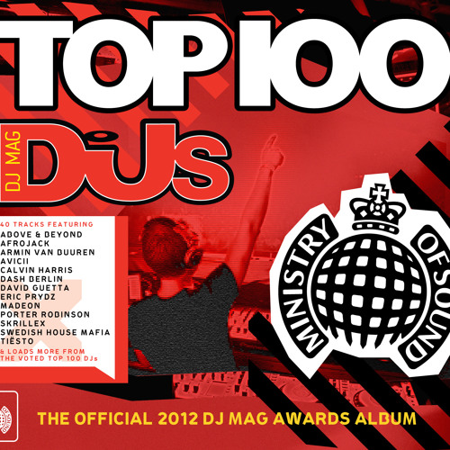 DJ Mag Top 100 Official Album Megamix