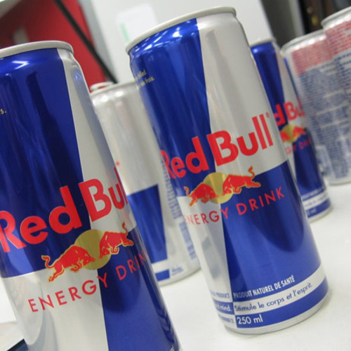 Six Red Bulls And An Adrenaline Rush