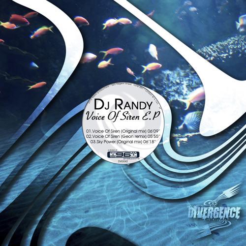 Dj Randy - Voice Of Siren (Original Mix) DVG042