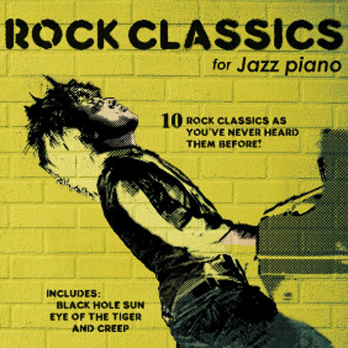Rock Classics For Jazz Piano