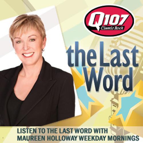 Baby Names - Last Word - 10/22/12