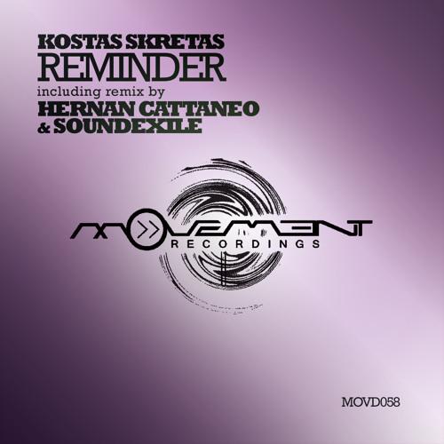 Kostas Skretas - Reminder (Hernan Cattaneo & Soundexile remix) SC
