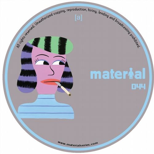 Hector Couto - Something Back (Material) Vinyl + Dig