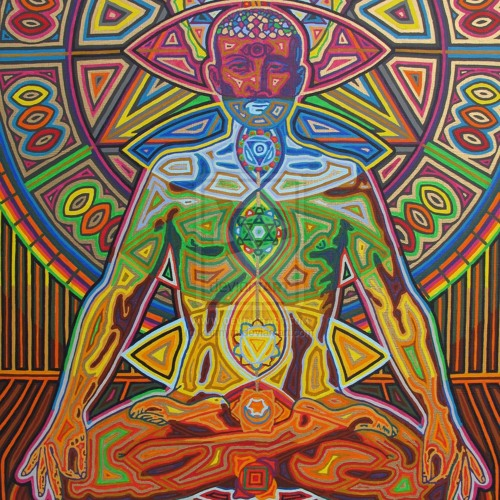 Kundalini Rising - Vibromassacre Radio Show - 10:21:2012