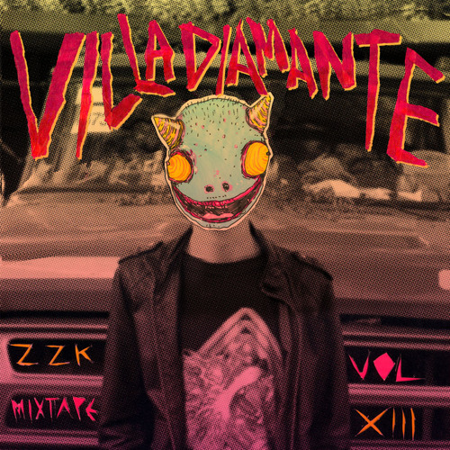 ZZK Mixtape Vol XIII - Villa Diamante's Future Sounds of Buenos Aires mix