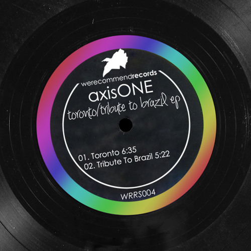 axisONE - Tribute to Brazil (Original Mix) [WRRS004]