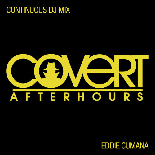 Eddie Cumana - LIVE @ Covert Afterhours (New York City, USA) 2/26/12