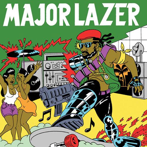 Major Lazer - Zumbie  ft. Andy Milonakis (Mekanikirb Remix)