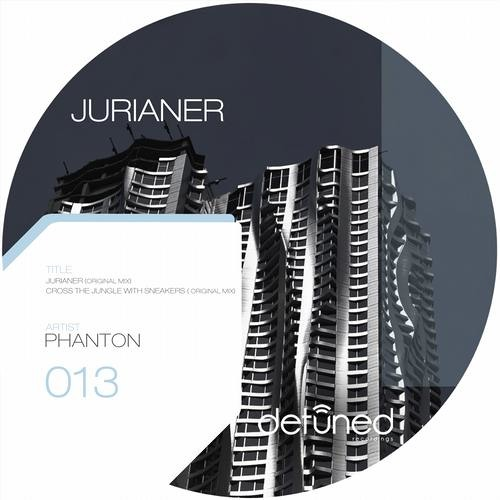 Jurianer EP on Detuned Out Now!