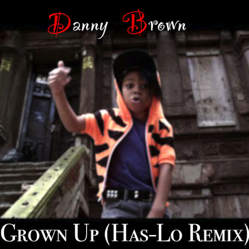 Danny Brown - Grown Up (Has-Lo remix)