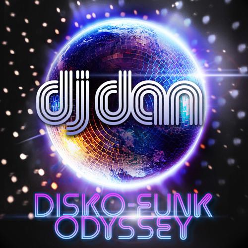 DJ Dan - Disko-Funk Odyssey (Album Preview)