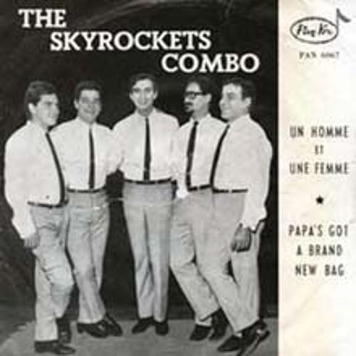 Claudio & The Skyrockets Combo - Papa's Got A Brand New bag (T.C. edit)