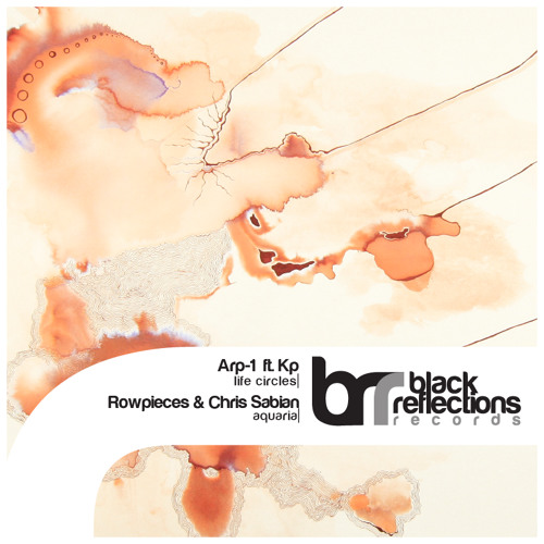 Rowpieces & Chris Sabian - Aquaria - Black Reflections Rec. OUT NOW!!!