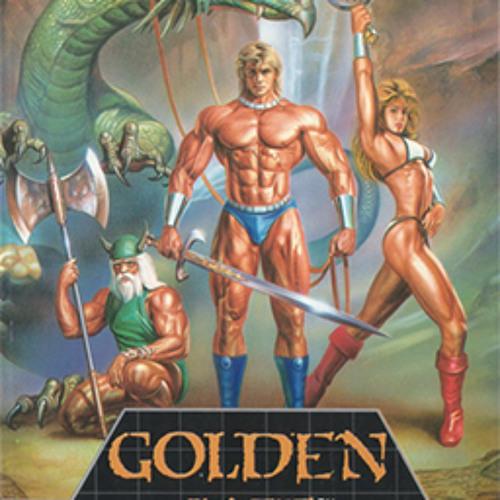 Golden Axe - Wilderness (Remixed/Remastered)