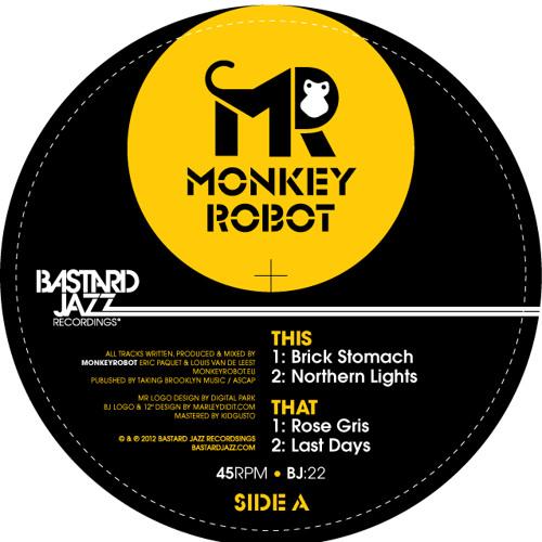 MonkeyRobot - Brick Stomach