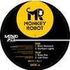 MonkeyRobot - Rose Gris