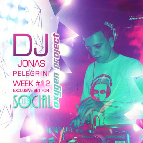 Oxygen Project - Week #12 Mixed by Jonas Pelegrini