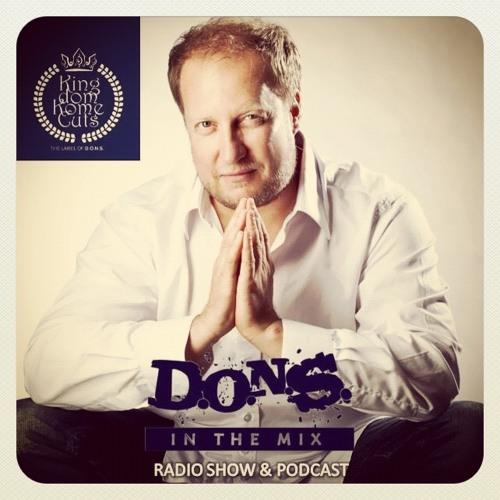 D.O.N.S. In The Mix # 210 Live & Direct From ADE 2012 October 3rd Week 19.10.2012