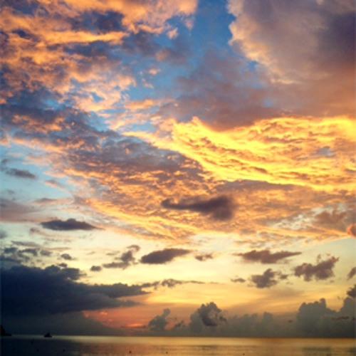 Bloody Bay Sunset