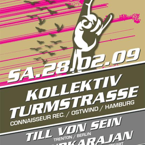 Kollektiv Turmstrasse @ RomyS - LLRC broadcast - 270209
