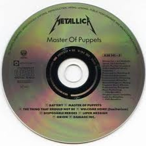Metallica-Master of Puppets Interlude & Solo (Guitar Cover)