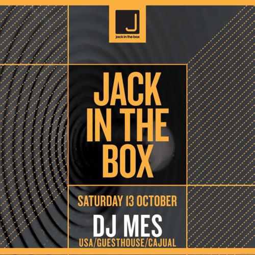 DJ Mes Live @ Goldfish 'Jack In The Box' (Sydney, Australia Oct. 2012)