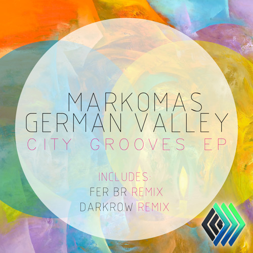Markomas, German Valley - City Grooves (Original Mix)  [PROSPECT RECORDS]