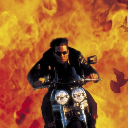 Tom Cruise (future world mashup, Com Truise)