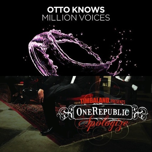 Million Voices - Otto Knows (TORN Remix) vs One Republic - Apologize (Acapella) - Steve Frank Mashup