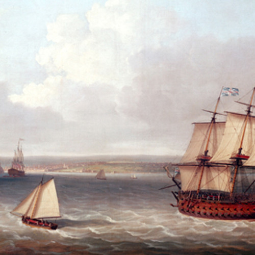 Sam discusses the exciting discovery of a warship buried beneath a floor at Chatham Dockyard.